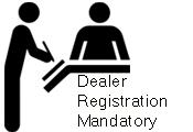 Dealer Registration mandatory for transit sale, says Chief Commissioner - Ease of Doing Business?