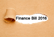 Finance Bill 2016 passed by Lok Sabha - No Rollback of Gold Excise