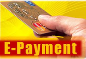 Payment by Government Departments through e-payment