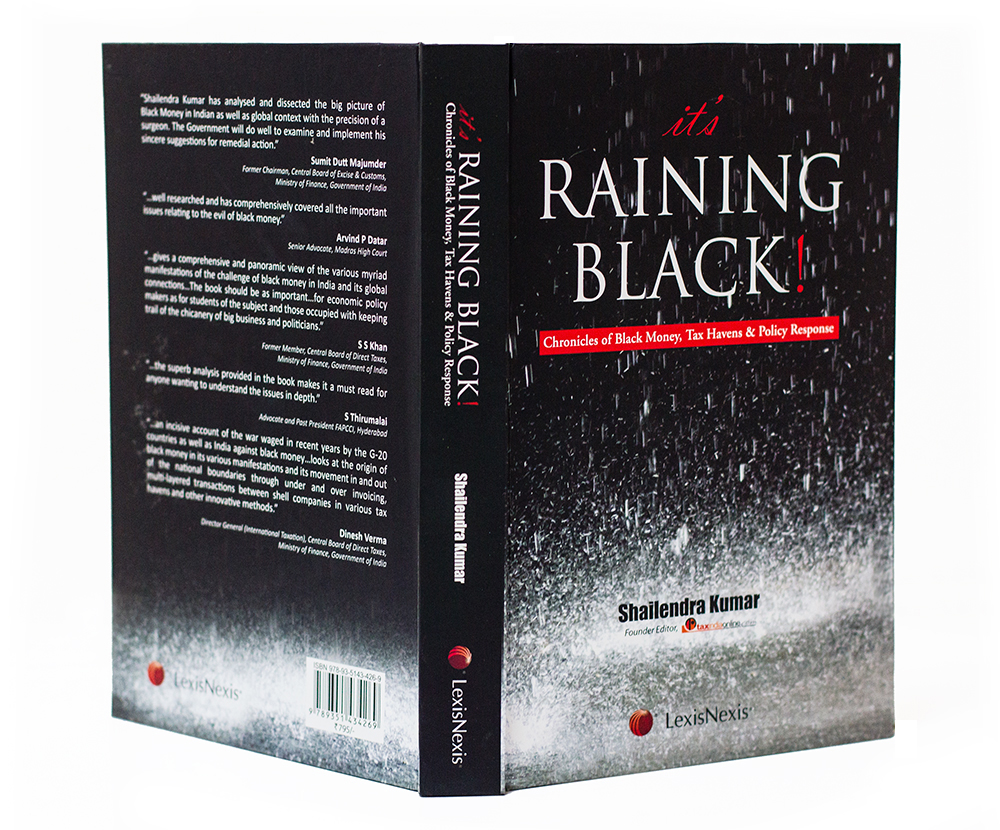 It's Raining Black