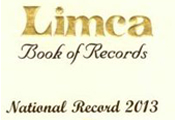 DDT in Limca Book of Records